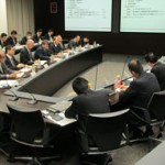 日産自動車(株)との労使会議