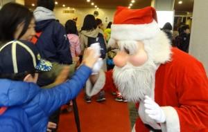 HP更新「クリスマスチャリティー公演」写真1-1