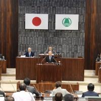 ニュースNGU 村松議員 富士市議会での一般質問