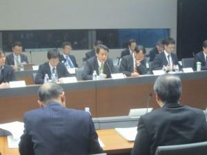 ニュースNGU 購買政策に関する労使会議(企業側)