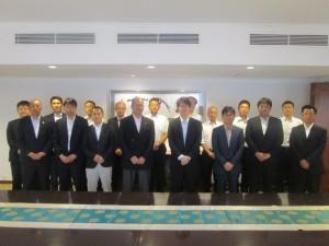 ユニオンリーダー:日本国領事館