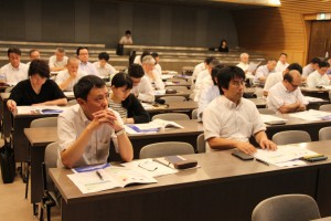 国際労働問題セミナー参加者