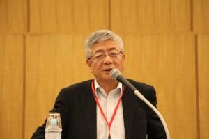 国際労働問題セミナー:西原運営委員長