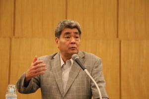 国際労働問題セミナー:高倉会長