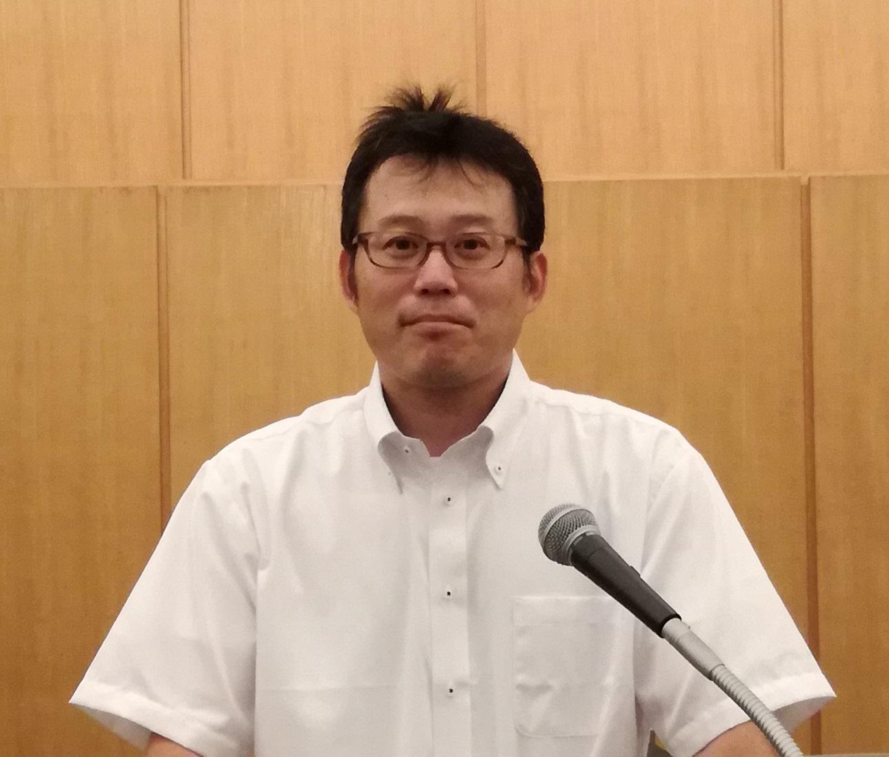 ②ゼログループ:高橋執行委員長