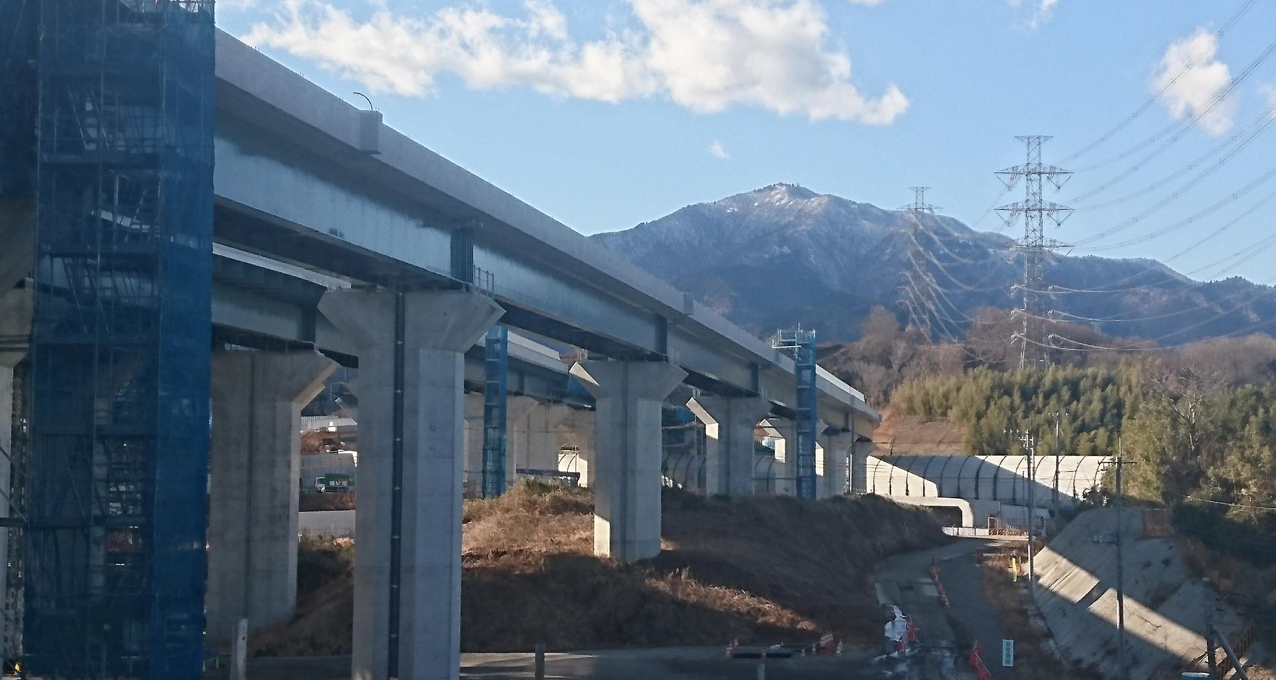 新東名高速道路(縮小)