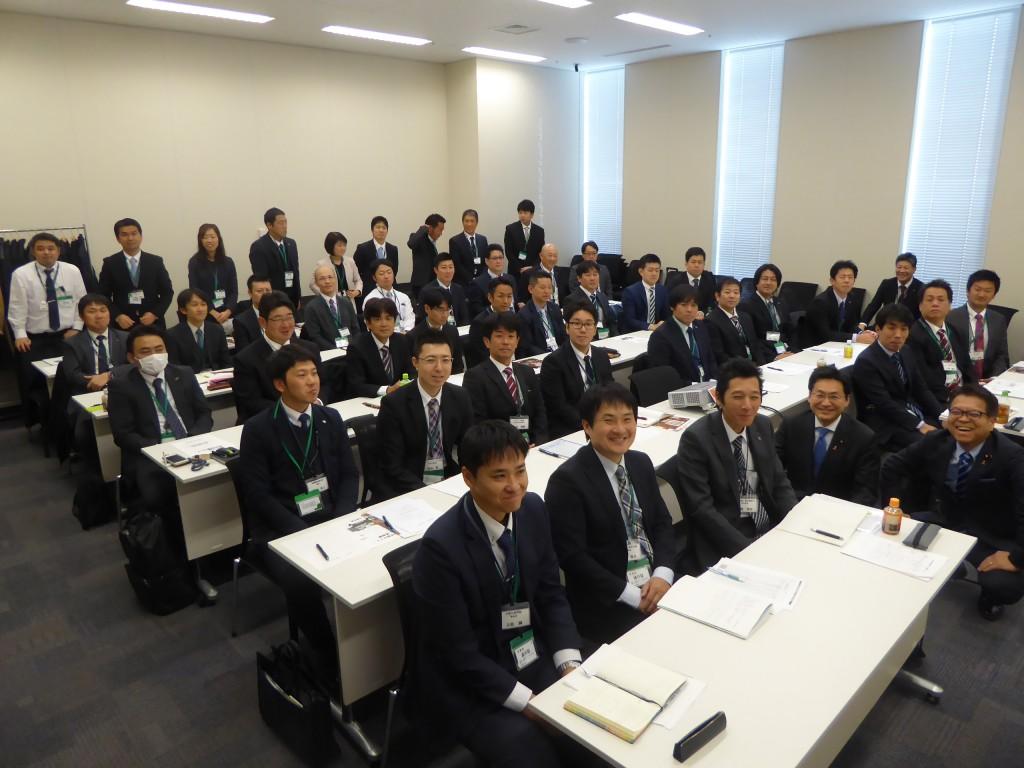 20191205政治活動セミナー ①